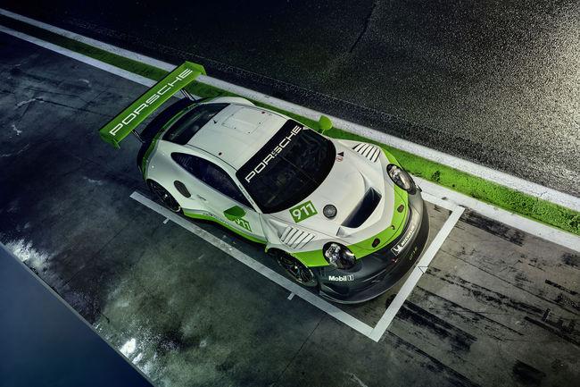 Nouvelle Porsche 911 GT3 R