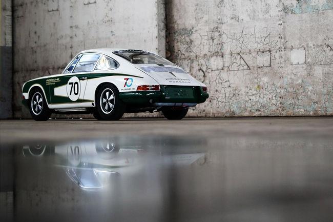 Porsche Grande-Bretagne restaure une 911 de 1965