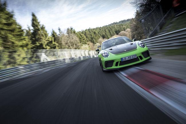 Embarquez en Porsche 911 GT3 RS avec Kevin Estre sur la Nordschleife