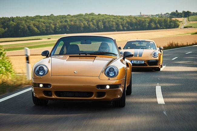 La Porsche 911 Project Gold aux enchères RM Sotheby's