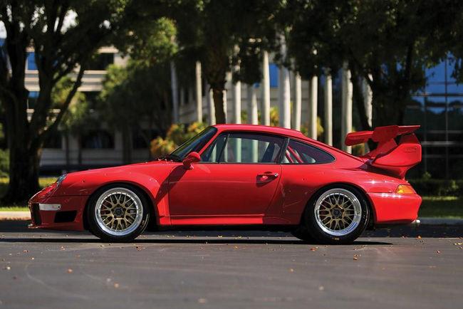 RM Sotheby's : Porsche 911 GT2 1996