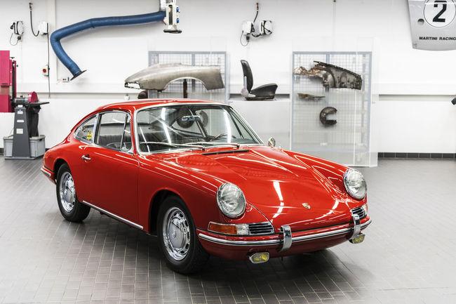 La nouvelle Porsche 911 sera dévoilée le 27 novembre