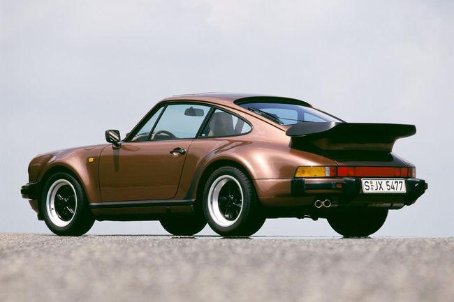Porsche 911 : retour sur la type G (1973 - 1989)