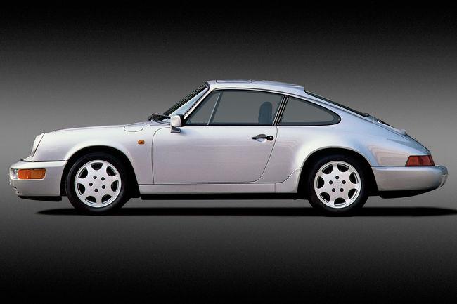Porsche 911 : retour sur la type 964 (1988-1994)