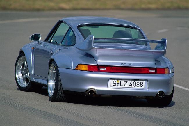 Porsche 911 : retour sur la type 993 (1993-1998)