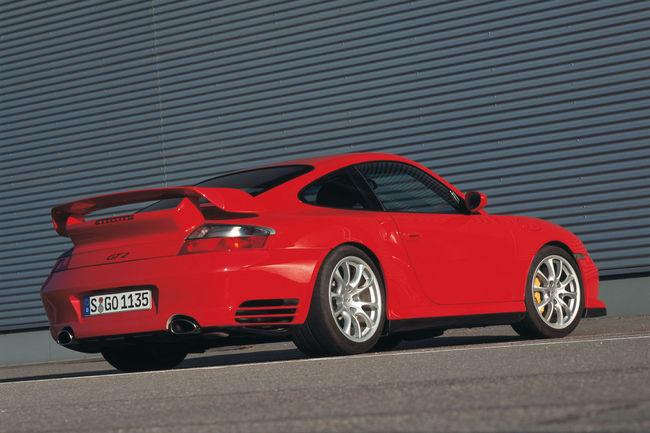Porsche 911 : retour sur la type 996 (1997-2005)
