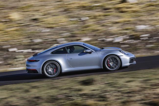 La nouvelle Porsche 911 (992) dévoilée à Los Angeles