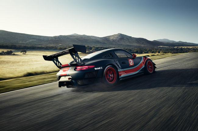 Porsche 911 GT2 RS Clubsport : pour la piste