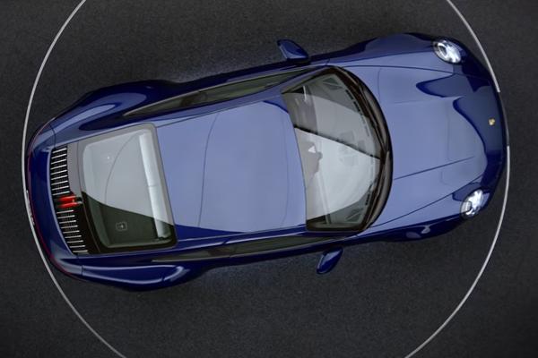 Porsche Top 5 : le design de la nouvelle 911 à la loupe