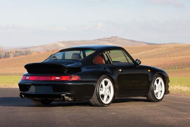 RM Sotheby's : Porsche 911 (993) Turbo prototype
