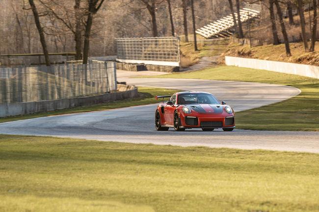 La Porsche 911 GT2 RS s'offre un nouveau record