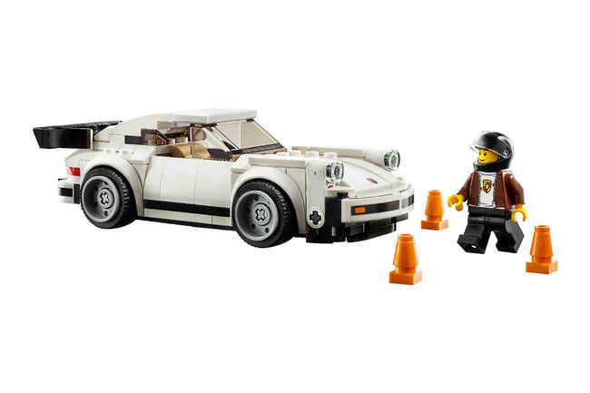 Porsche 911 Turbo 3.0 LEGO Speed Champions