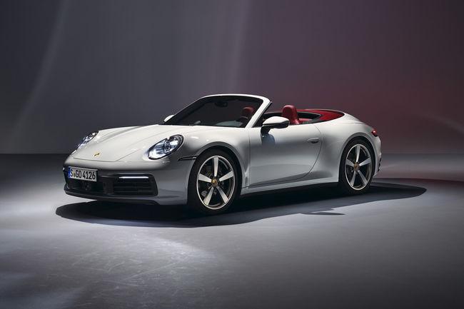 Nouvelles Porsche 911 Carrera Coupé et Cabriolet