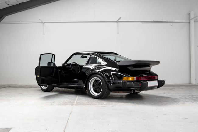Offrez-vous la Porsche 911 Turbo de Kevin Magnussen