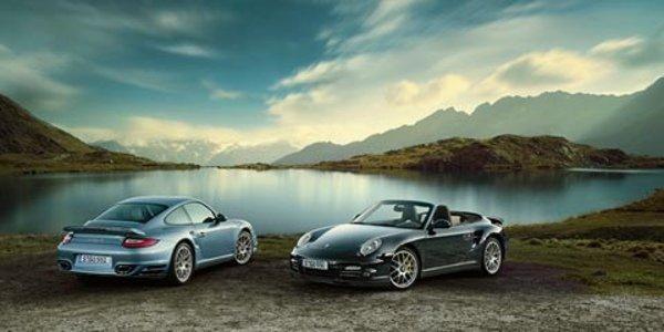Porsche : Le retour de la 911 Turbo S