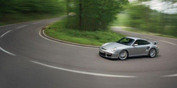 Porsche 911 GT2, avec un RS en prime