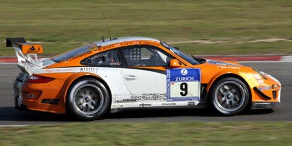 La GT3 R Hybrid aux USA et en Chine