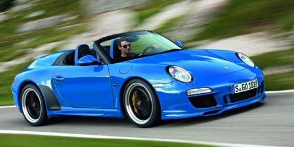 Porsche 911 Speedster, hommage