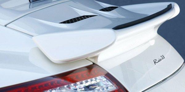 RUF Roadster, la véritable 911 Targa