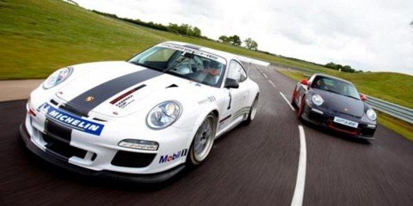 Porsche présente la 911 GT3 Cup 2011