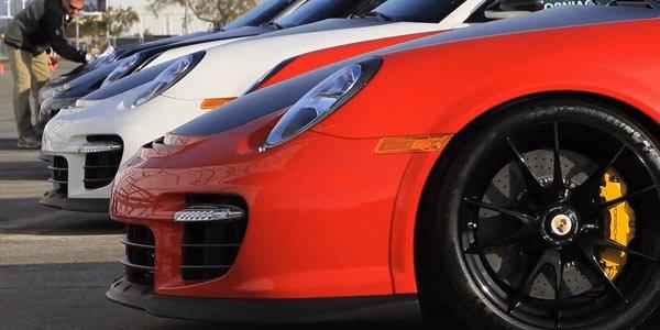 La Porsche 911 GT2 RS aux US