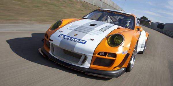 Porsche 911 GT3 R Hybrid, version 2.0