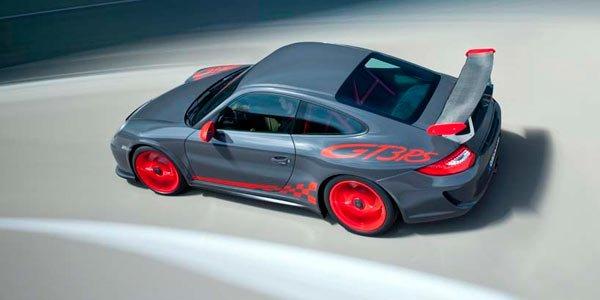Porsche 911 GT3 RS 4.0, réelle ?