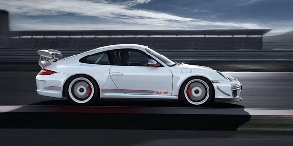 Officiel : Porsche 911 GT3 RS 4.0