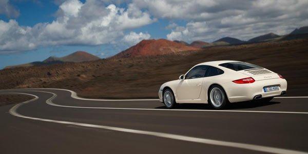 Un Kers pour la future Porsche 911 ?