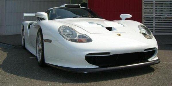 Une des rares Porsche 911 GT1 à vendre