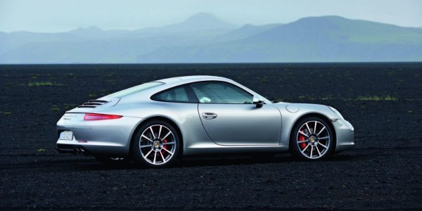 Officiel : nouvelle Porsche 911 (991)
