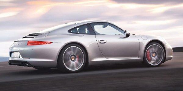 Porsche 991 Carrera S: vidéo promo