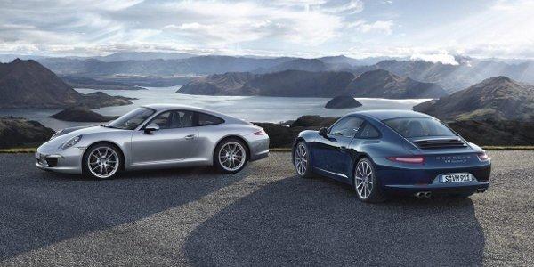 Nouvelle Porsche 911, le configurateur