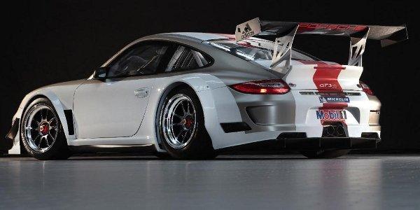 La Porsche 911 GT3 R évolue pour 2012