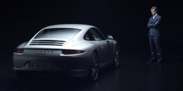 Porsche 991: point de vue design