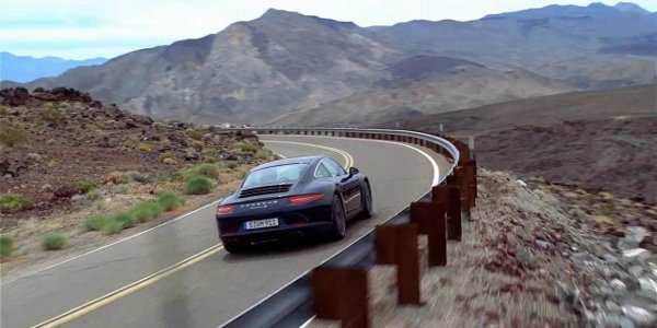 Porsche 991, deux nouvelles vidéos