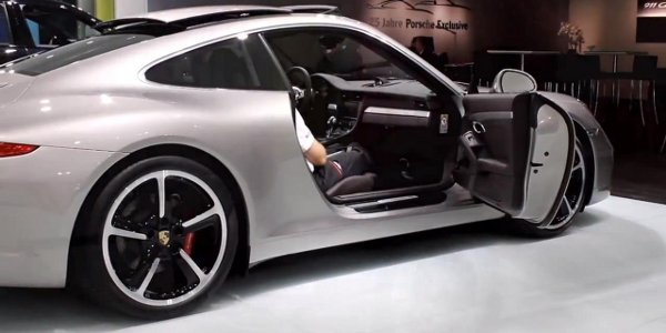 Porsche 991, son habitacle en vidéo