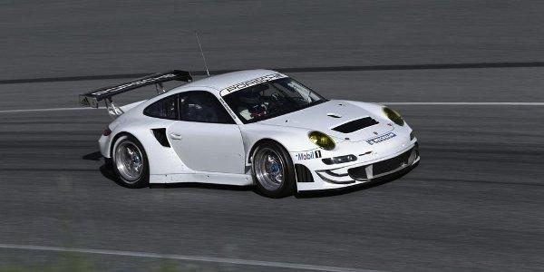 Porsche 911 GT3 RSR, modèle 2012