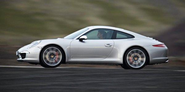 Premier rappel pour la Porsche 991