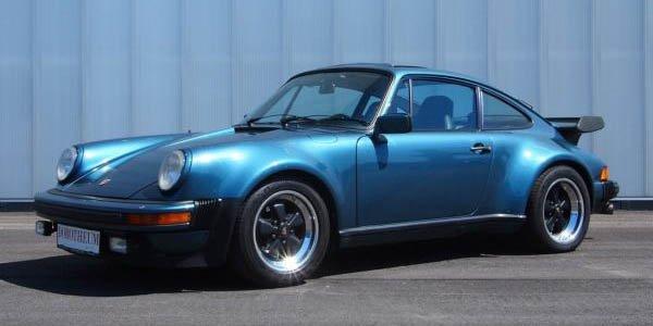 La Porsche 911 ex-Bill Gates à vendre