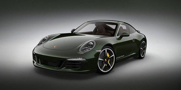 La Porsche 991 se décline en Club Coupé
