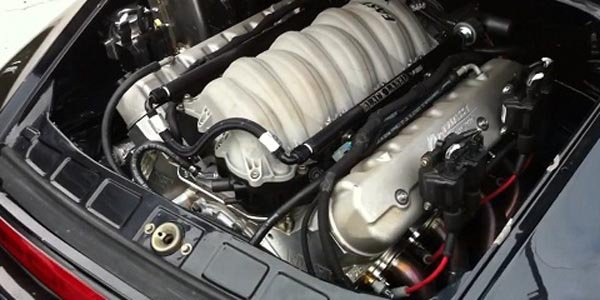 Une Porsche 911 avec un V8 de Corvette !