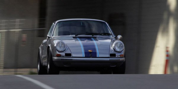 Urban Outlaw : une ode à la Porsche 911