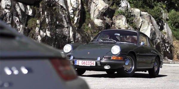 Porsche 911 : une surprise pour ses 50 ans