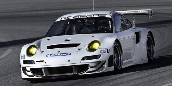 La Porsche 991 RSR arrive en 2014