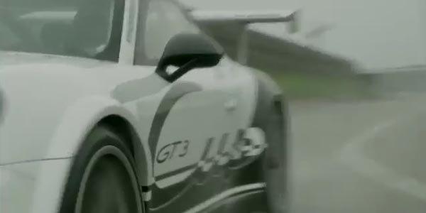 La Porsche 911 GT3 Cup 2013 en action