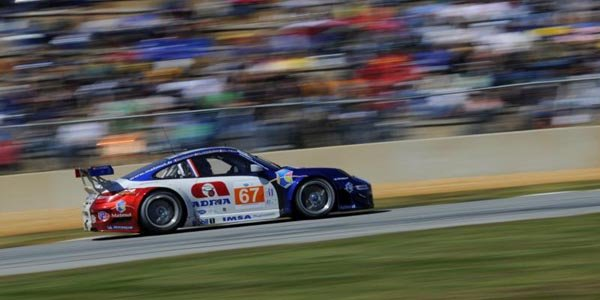 Le Team IMSA Performance Matmut en WEC