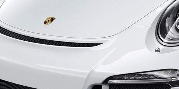 Porsche 911 991 GT3 RS en approche