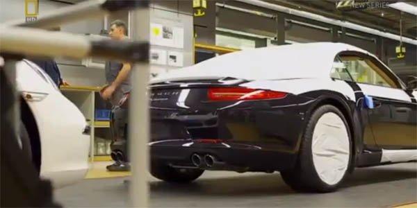 Vidéo : Megafactories sur la Porsche 991