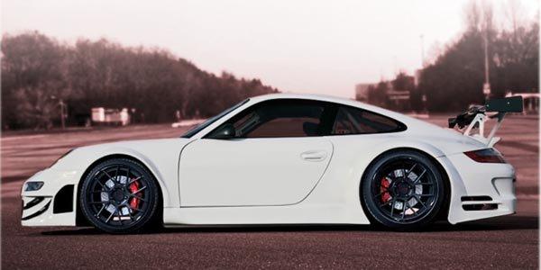 Porsche 911 RS1 Street par LOMA
